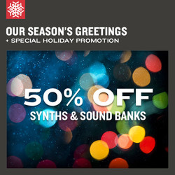 Applied Acoustics Systems Holiday Sale