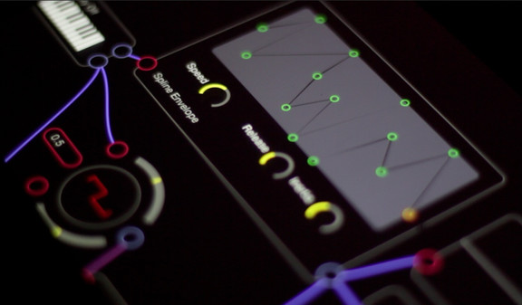 Audulus with Custom Nodes