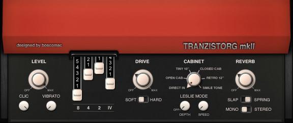 Boscomac Tranzistorg MK2
