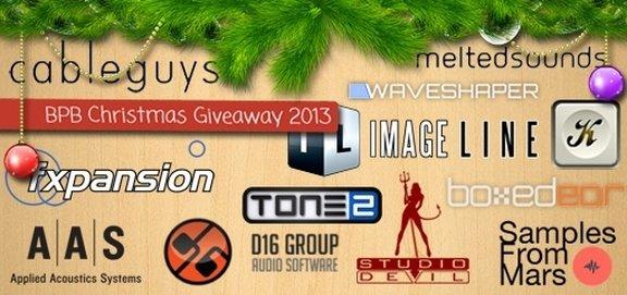 BPB Christmas Giveaway 2013