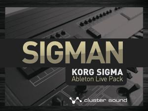 Cluster Sound Sigman