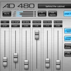 Fiedler Audio AD 480 Reverb