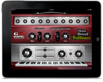 Gospel Musicians Neo-Soul Keys for iPad