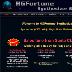 H.G. Fortune Holiday Sales