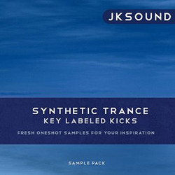Jksound Synthetic Trance Kicks