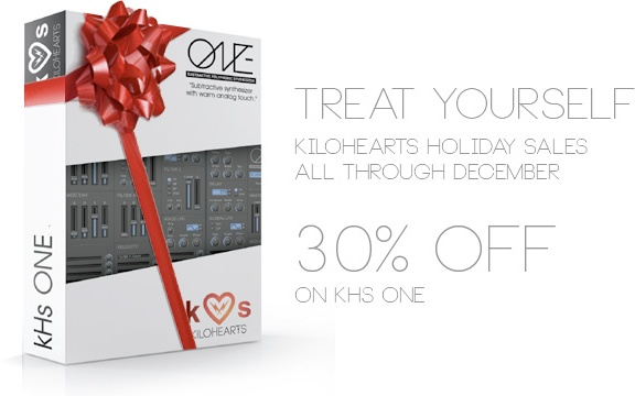 kiloHearts kHs ONE sale