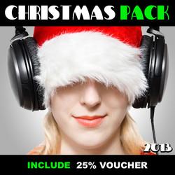Lucid Samples Christmas Pack