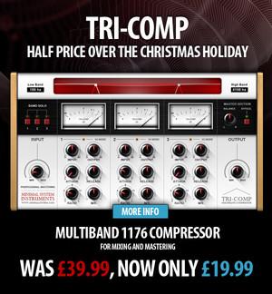 Minimal System Tri-Comp Sale