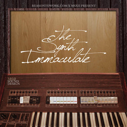 MSXII presents The Synth Immaculate