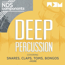 No Dough Samples Deep Percussion