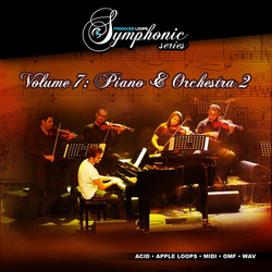 Symphonic Series Vol 7 Piano & Orchestra 2