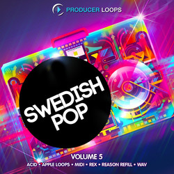 Producer Loops Swedish Pop Vol 5