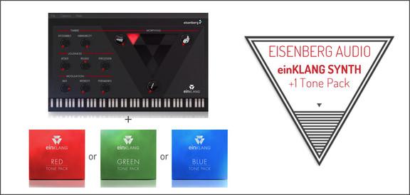 einKLANG +1 Tone Pack