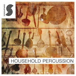 Samplephonics Household Percussion