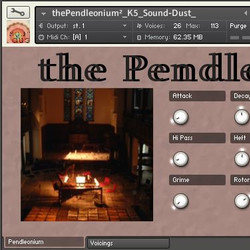 Sound Dust The Pendleonium