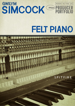 Spitfire Audio Felt Piano