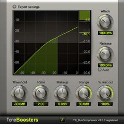 ToneBoosters TB BusCompressor