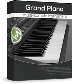 ThaLoops Steinweay Grand Piano B211