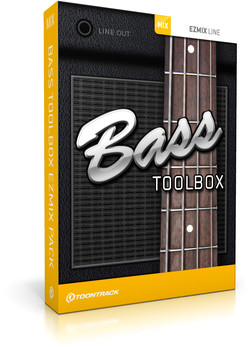 Toontrack Bass Toolbox EZmix Pack
