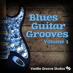 Vanilla Groove Studios Blues Guitar Grooves