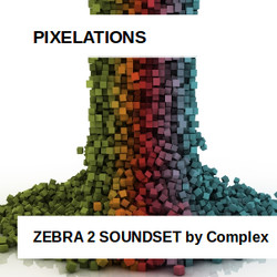 ZenSound Pixelations for Zebra 2