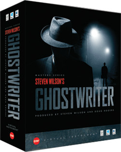 EastWest Steven Wilson Ghostwriter