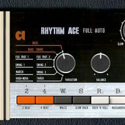 Forgotten Keys Ace Tone Rhythm Ace FR-3