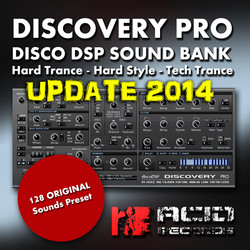 Acid Records Discovery Pro Soundset