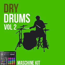 The Loop Loft Dry Drums Vol 2 Maschine Kit