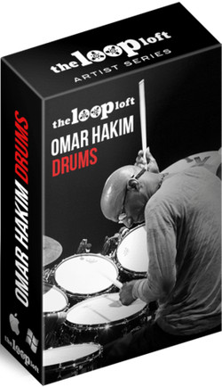 Loop Loft Omar Hakim Drums