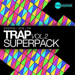 Premier Sound Bank Trap Superpack Vol 2
