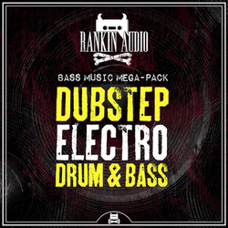 Rankin Audio Bass Music Mega Pack