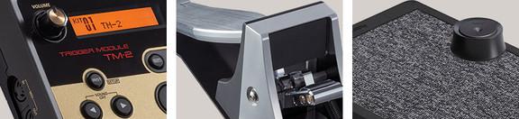 Roland TM-2, KT-10 & NE-10/NE-1