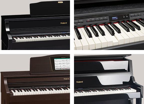 Roland HP508/HP506/HP504, DP90Se/DP90e, HPi-50e & LX-15e