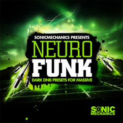 Sonic Mechanics Neurofunk
