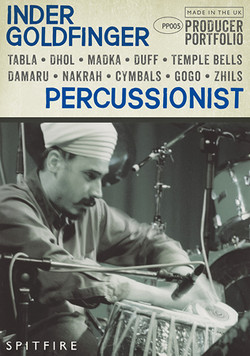 Inder Goldfinger Percussion