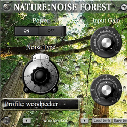 SyncerSoft Nature: Noise Forest