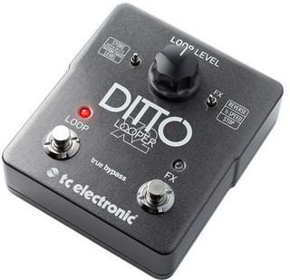 TC Electronic Ditto Looper X2