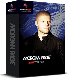 Waves Morgan Page EDM Toolbox