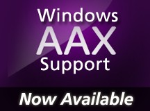 McDSP Windows AAX