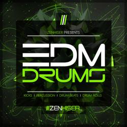 Zenhiser EDM Drums