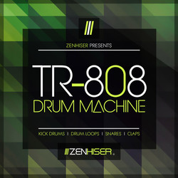 Zenhiser TR-808 The Drum Machine