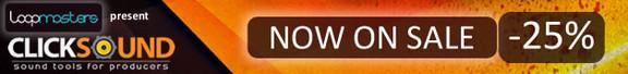 ClickSound Sampler Sale