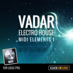 Vadar Electro House MIDI Elements 1