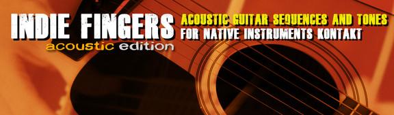 Indie Finger Vol 4: Acoustic