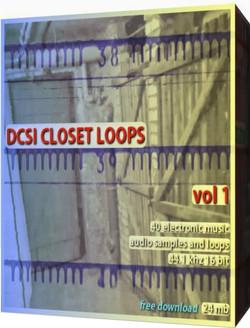 DCSI Closet Loops Vol 1