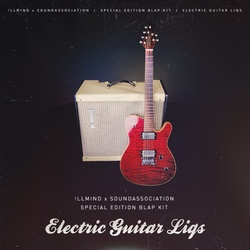 Illmind & SoundAssociation Blap Kit: Electric Guitar Liqs