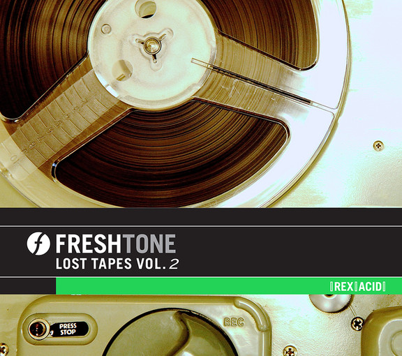 Freshtone Lost Tapes Vol 2