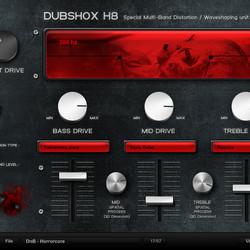 G-Sonique Dubxhox H8