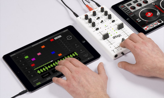 IK Multimedia GrooveMaker 2 for iPad